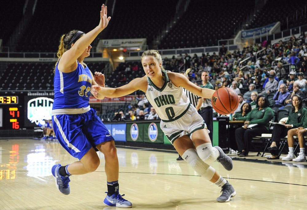 Women's Basketball: Ohio is frustrated about conference record, has chance to show improvement at Bowling Green on Saturday