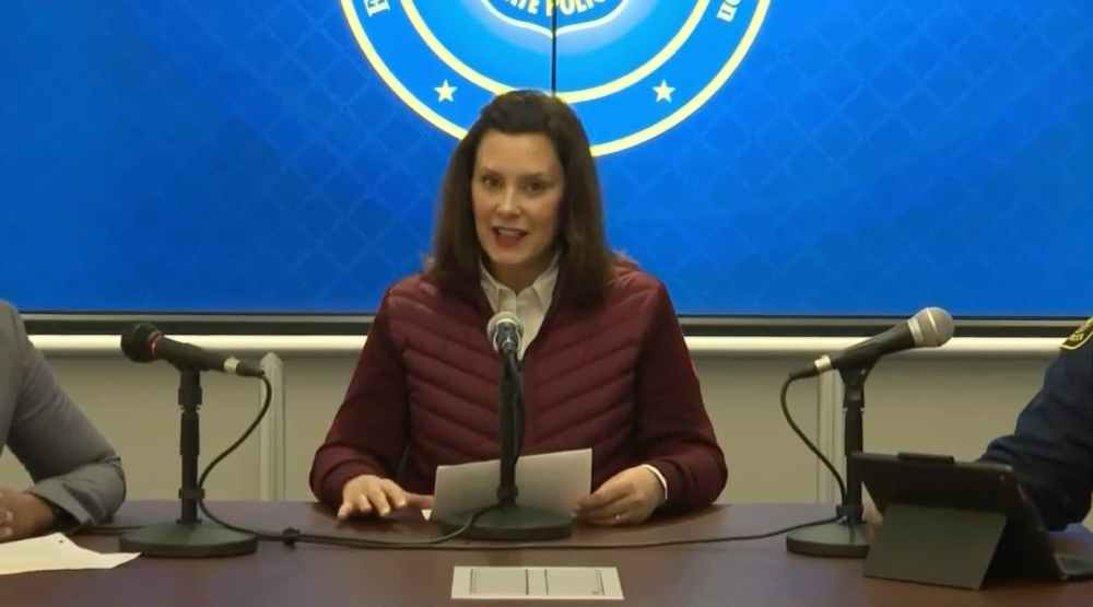 Two COVID-19 cases confirmed in Michigan, Whitmer declares state ...