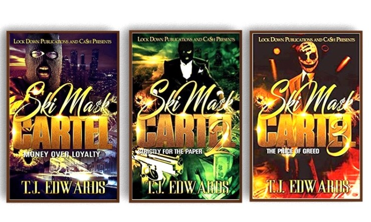 Ski Mask Cartel Blog Book set