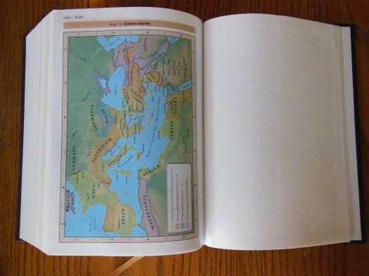 thomas nelson nkkv study bible hard cover 045
