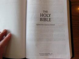 three bibles 159