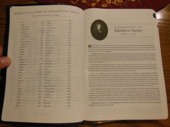 Matthew Henry kjv study Bible 023