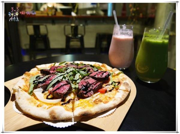 嘉義美食,披薩,網美,拍照,幸福披薩,嘉義火車站