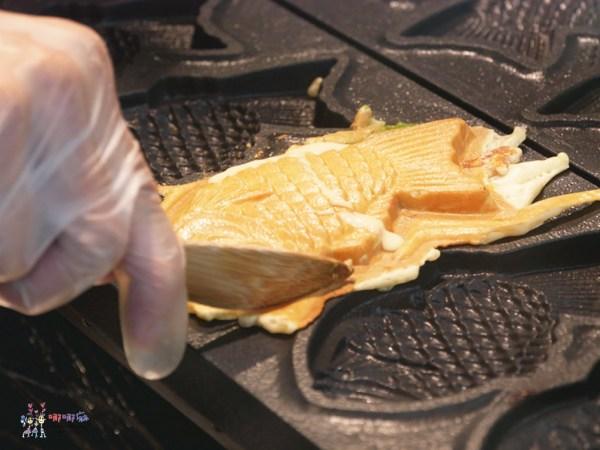 桃園美食,浪花鯛魚燒,ATT筷食尚,統領影城,統領百貨,桃園火車站,鯛魚燒