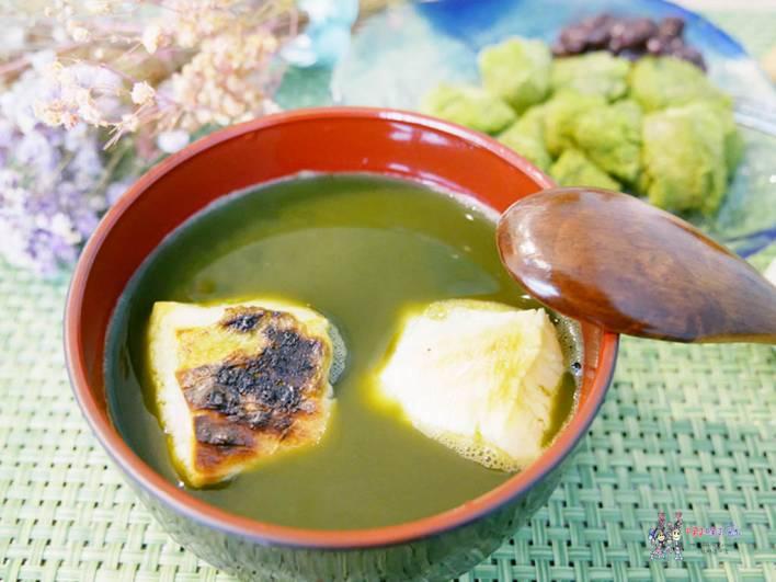 新竹美食,宇治金時,抹茶,糰子,年糕紅豆湯,抹茶控,新豐美食,日日食冰