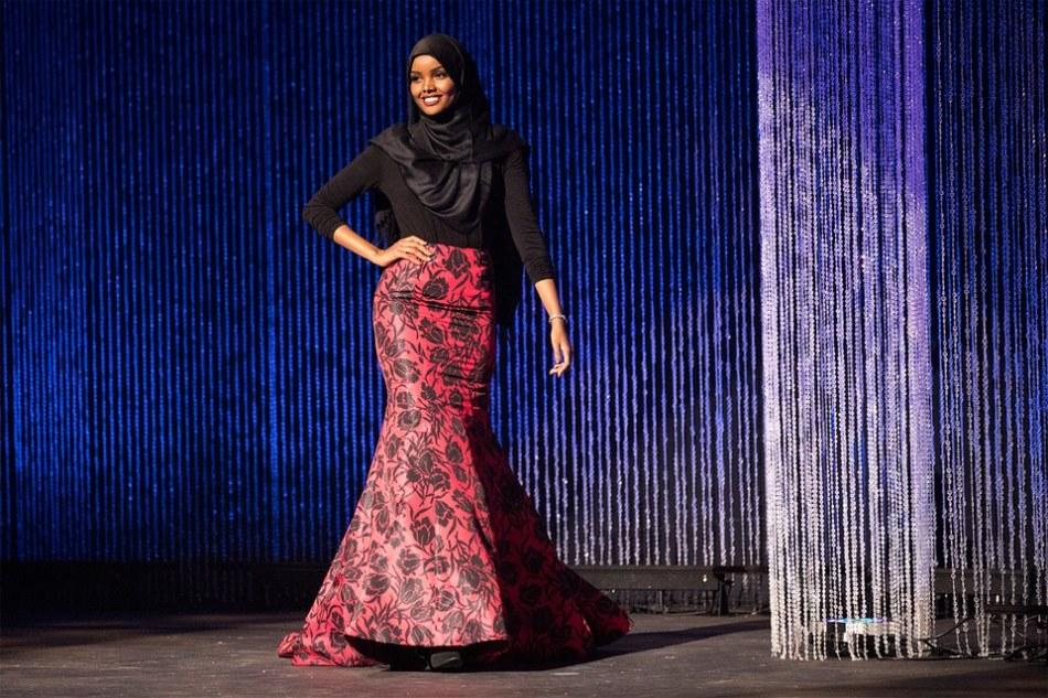Thời trang Hồi Giáo và mối liên can tới vấn nạn xâm hại tình dục