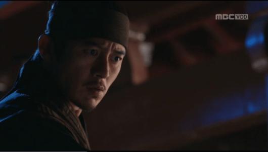獄中花第7話 オンニョを見つけるユン・テウォン