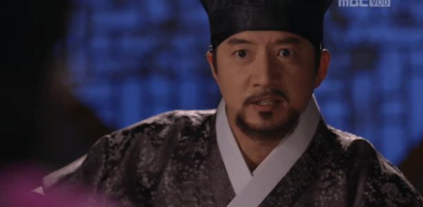 獄中花第3話 驚くユン・ウォニョン