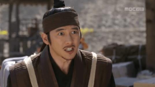 獄中花第6話 到着するユン・テウォン