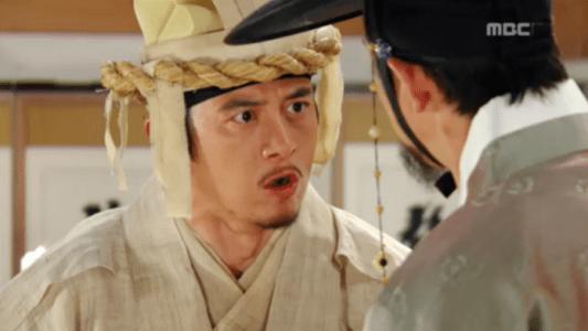 獄中花第14話 ユン・ウォニョンに反抗するユン・テウォン