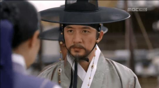 獄中花第14話 弔問に来るユン・ウォニョン
