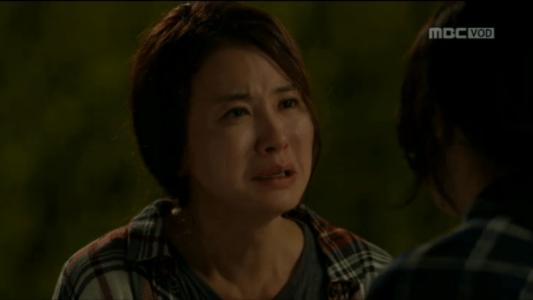 吹けよ、ミプン第3話 悲しみを露わにする母チュ・ヨンエ