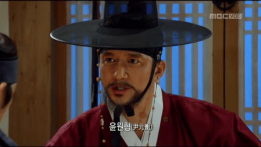 獄中花第18話 ソソルに来るユン・ウォニョン