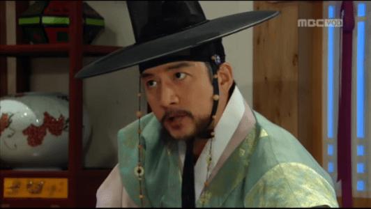 獄中花(オクチュンファ)第32話 怒鳴るユン・ウォニョン