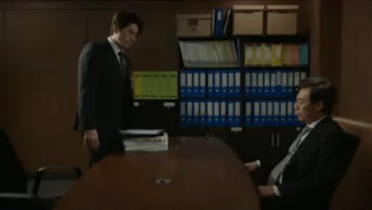 町の弁護士チョ・ドゥルホ第20話 取調室での親子