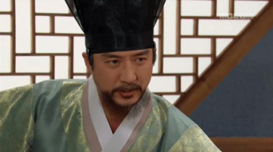 獄中花(オクチュンファ)第32話 反論するユン・ウォニョン