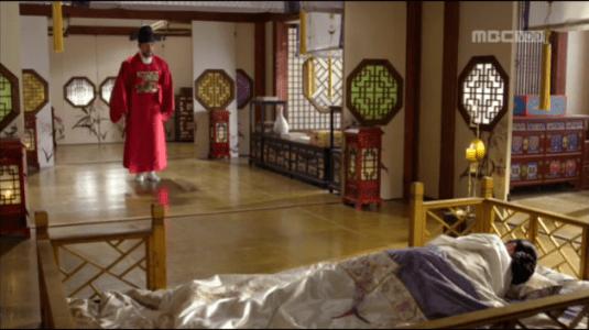獄中花(オクチュンファ)第37話 尋ねるユン・ウォニョン