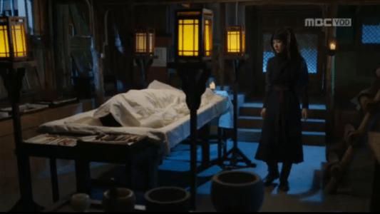 獄中花(オクチュンファ)第36話 侵入するオンニョ