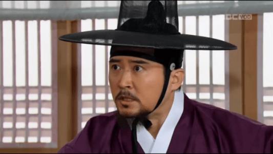 獄中花(オクチュンファ)第33話 尋ねるカン・ソノ