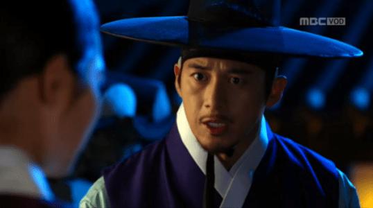獄中花(オクチュンファ)第33話 訪ねるユン・テウォン