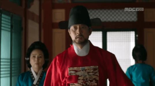 獄中花(オクチュンファ)第37話 急ぎ足のユン・ウォニョン