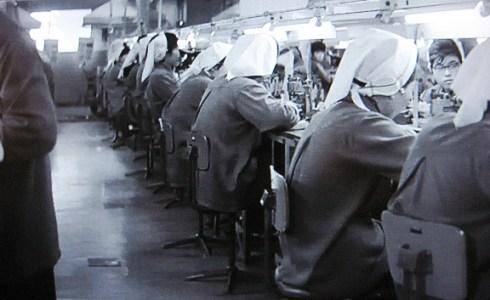 朝ドラ「ひよっこ」第5週 第28話 トランジスタ工場