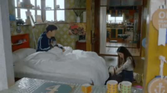 韓国ドラマ「サムマイウェイ」3話 バッグを買ってあげるペク・ソリ