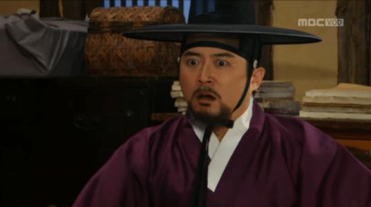 獄中花(オクチュンファ)第39話 驚くカン・ソノ