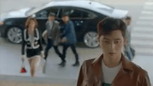 韓国ドラマ「サムマイウェイ」2話 背を向けるコ・ドンマン