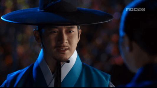 獄中花(オクチュンファ)第46話 命令を受けたと言うユン・テウォン