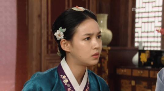 獄中花(オクチュンファ)第43話 理解出来ないユン・シネ