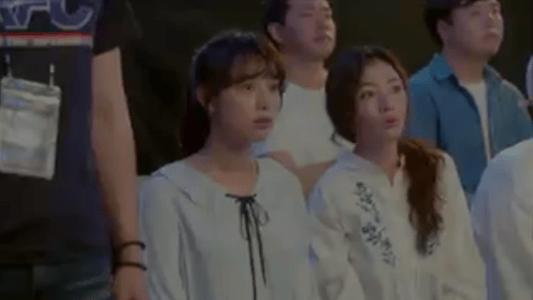 韓国ドラマ「サム、マイウェイ」11話 応援するチェ・エラ