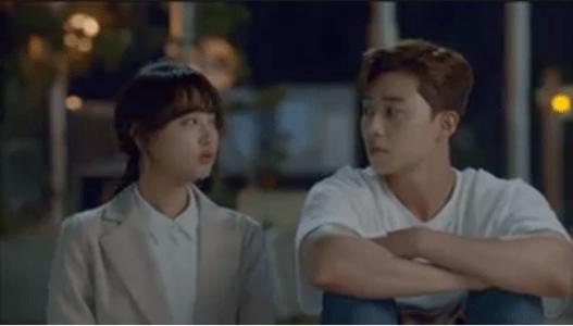韓国ドラマ「サム、マイウェイ」11話 告白するチェ・エラ