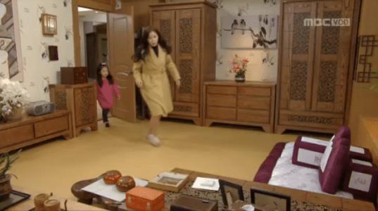 吹けよ、ミプン第32話 キム・ドクチョンの部屋に行くパク・シネ
