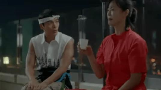 韓国ドラマ「サム、マイウェイ」11話 お互いの話をするファン・ボクヒ