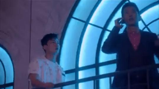 韓国ドラマ「サムマイウェイ」6話 ヤン・テヒに声を掛けるコ・ドンマン
