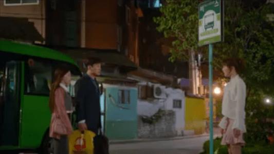 韓国ドラマ「サム、マイウェイ」8話 バッタリでくわすキム・チュマン