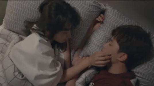 韓国ドラマ「サム、マイウェイ」10話 昨夜のことを思い出すチェ・エラ