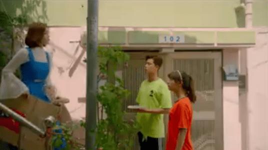 韓国ドラマ「サム、マイウェイ」11話 引っ越してくるパク・ヘラン