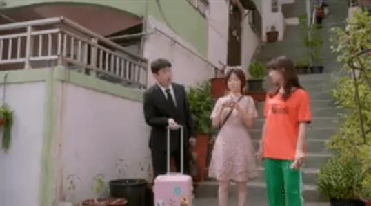 韓国ドラマ「サムマイウェイ」6話 出掛けるキム・チュマン