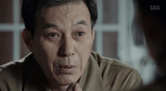 韓国ドラマ「耳打ち(ささやき)」第15話 結婚するように言うチェ・イルファン