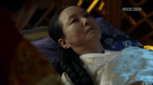 獄中花(オクチュンファ)第50話 目を覚ます文定王后
