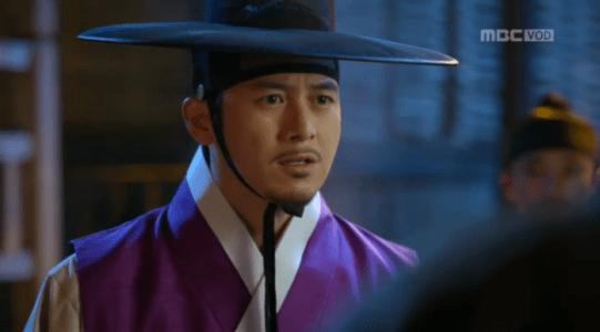 獄中花(オクチュンファ)第50話 無実を訴えるユン・テウォン