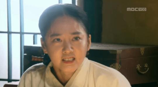 獄中花(オクチュンファ)第51話 怯えて叫ぶチョン・ナンジョン