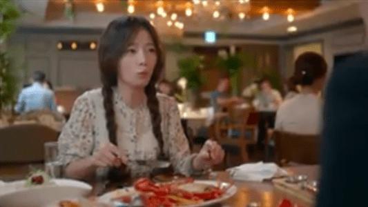 韓国ドラマ「サム、マイウェイ」15話 キム・チュマンに食べさせる