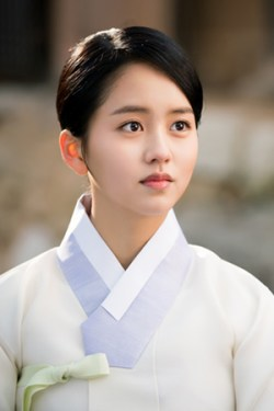 韓国ドラマ「君主(クンジュ)」 ハン・ガウン