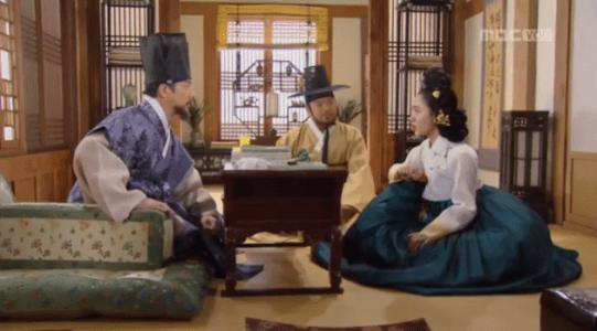 獄中花(オクチュンファ)第49話 企むユン・ウォニョン