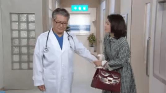 「名前のない女」第1話 骨髄移植を宣告されるホン・ジウォン
