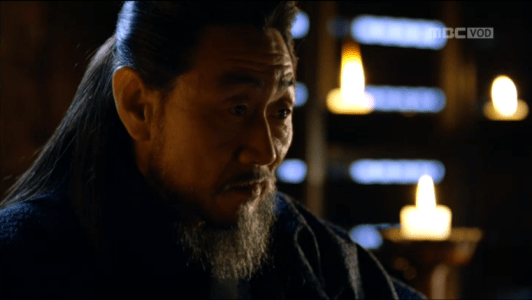 「君主(クンジュ)~仮面の主人~」第9話 尋ねるテモク