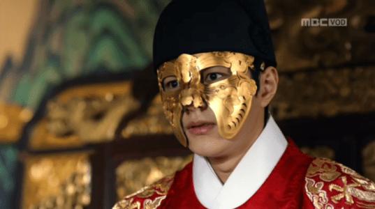 「君主(クンジュ)~仮面の主人~」第10話 世子イ・ソンと会う